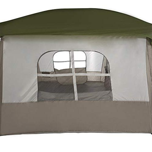 Wenzel Klondike x 11-Foot 8-Person Screen Tent
