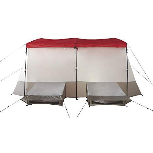 Wenzel 12 14 Cabin Style Camping w/Divider,