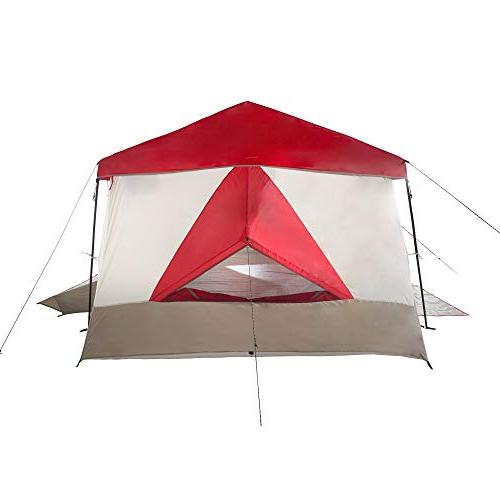 Wenzel 14 Cabin Style Tent w/Divider,