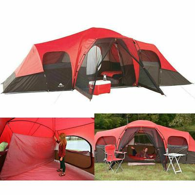 large tent outdoor camping 10 person 3