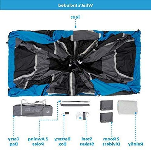 CORE Lighted 12 Instant Tent - 18' x