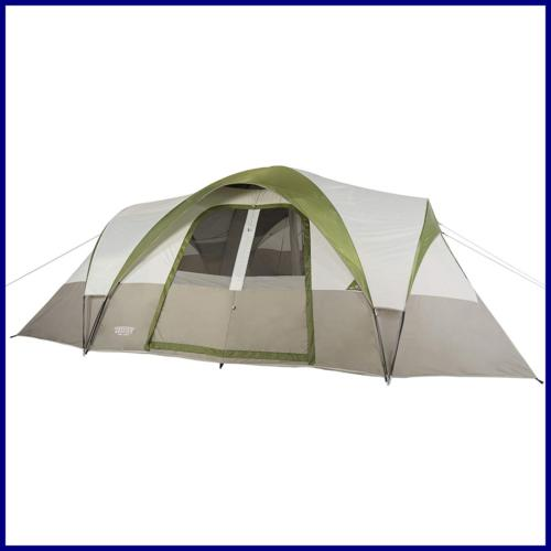 mammoth 16 person family dome camping tent