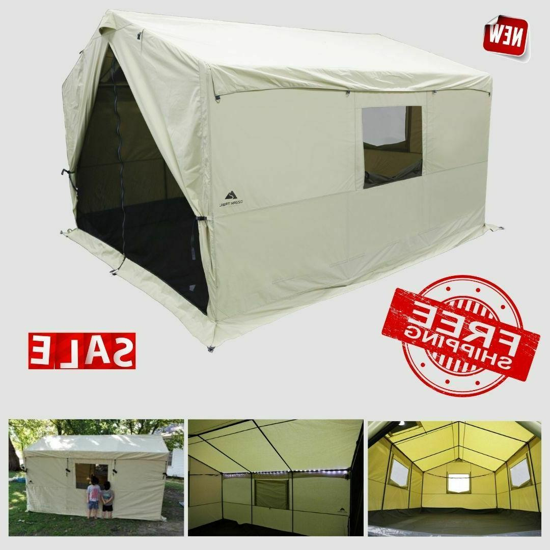 north fork 12 x 10 wall tent