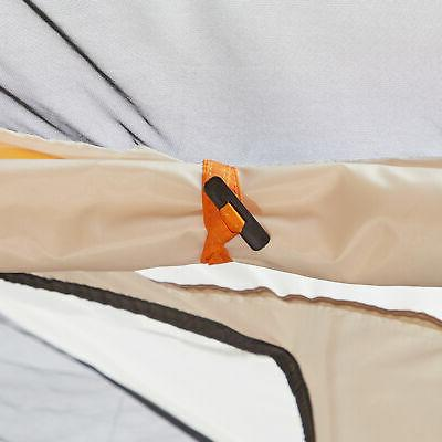 Tahoe Gear Camping Tent, and Orange