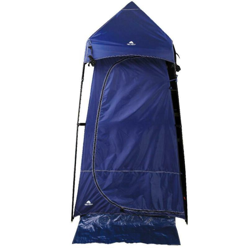 Outdoor Camping Tent Changing Portable Bath Room Kit