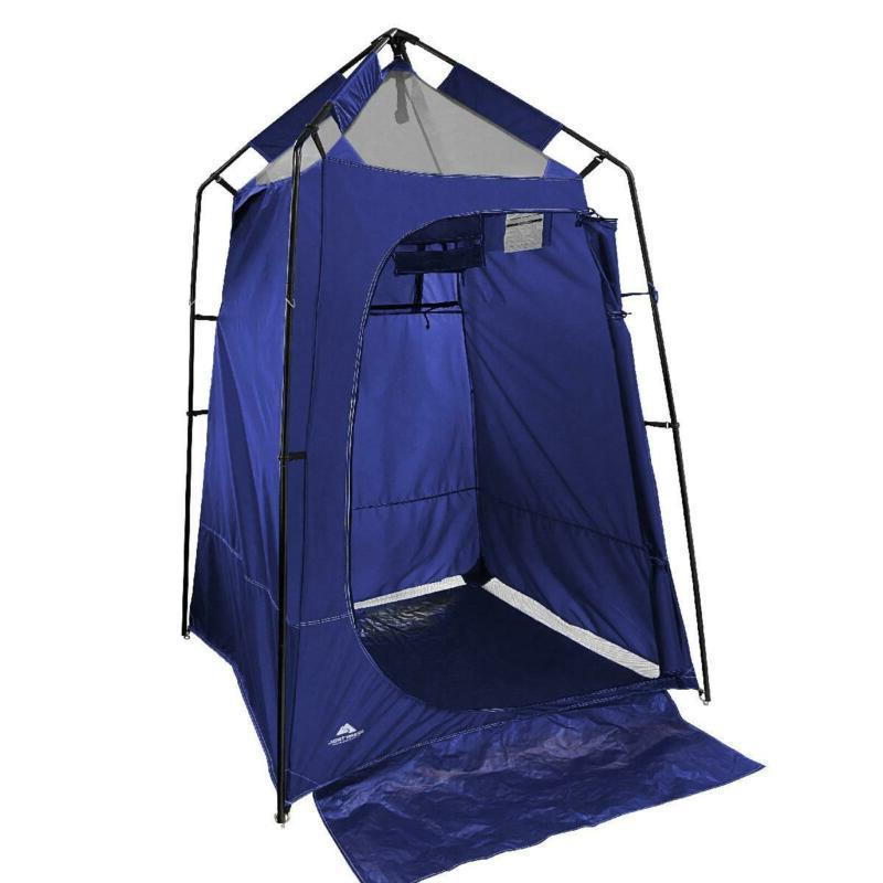 outdoor camping shower tent changing privacy portable