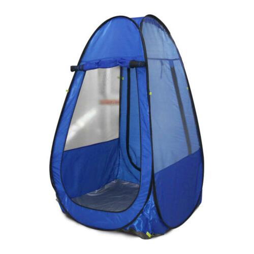 Protable Outdoor Single Pop-up Tent Sports Pod All-Weather S