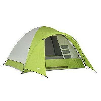 Wenzel 7362416 6 Person Portico Tent, Green NEW