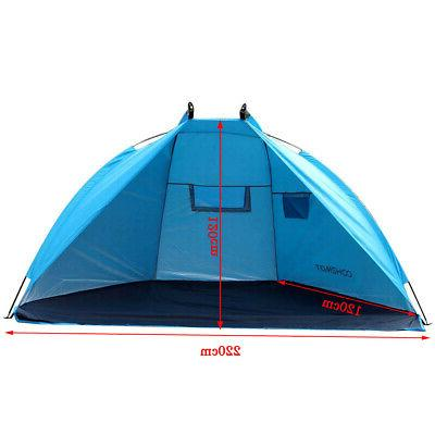 Summer Tent for Fishing Picnic Beach Park