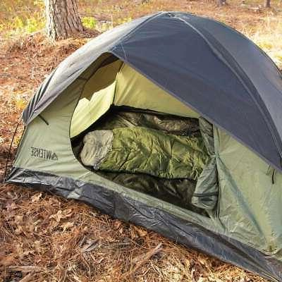 Portable Outdoor Camping 2 Person Waterproof Hiking Folding