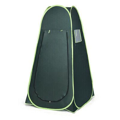 portable pop up camping fishing bathing shower