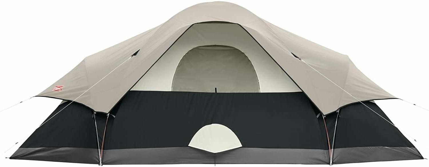 Coleman Canyon 8 Person New