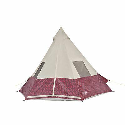 shenanigan person summer camping tent