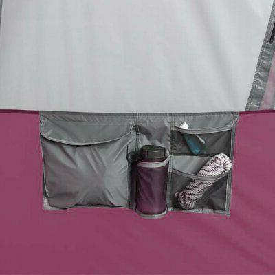 CORE Straight Wall x Person Large Tent, Wine