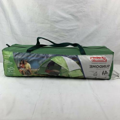 Coleman 4 Person Dome Tent