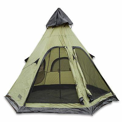 Family Sleeping Dome Shelter w/ Carry