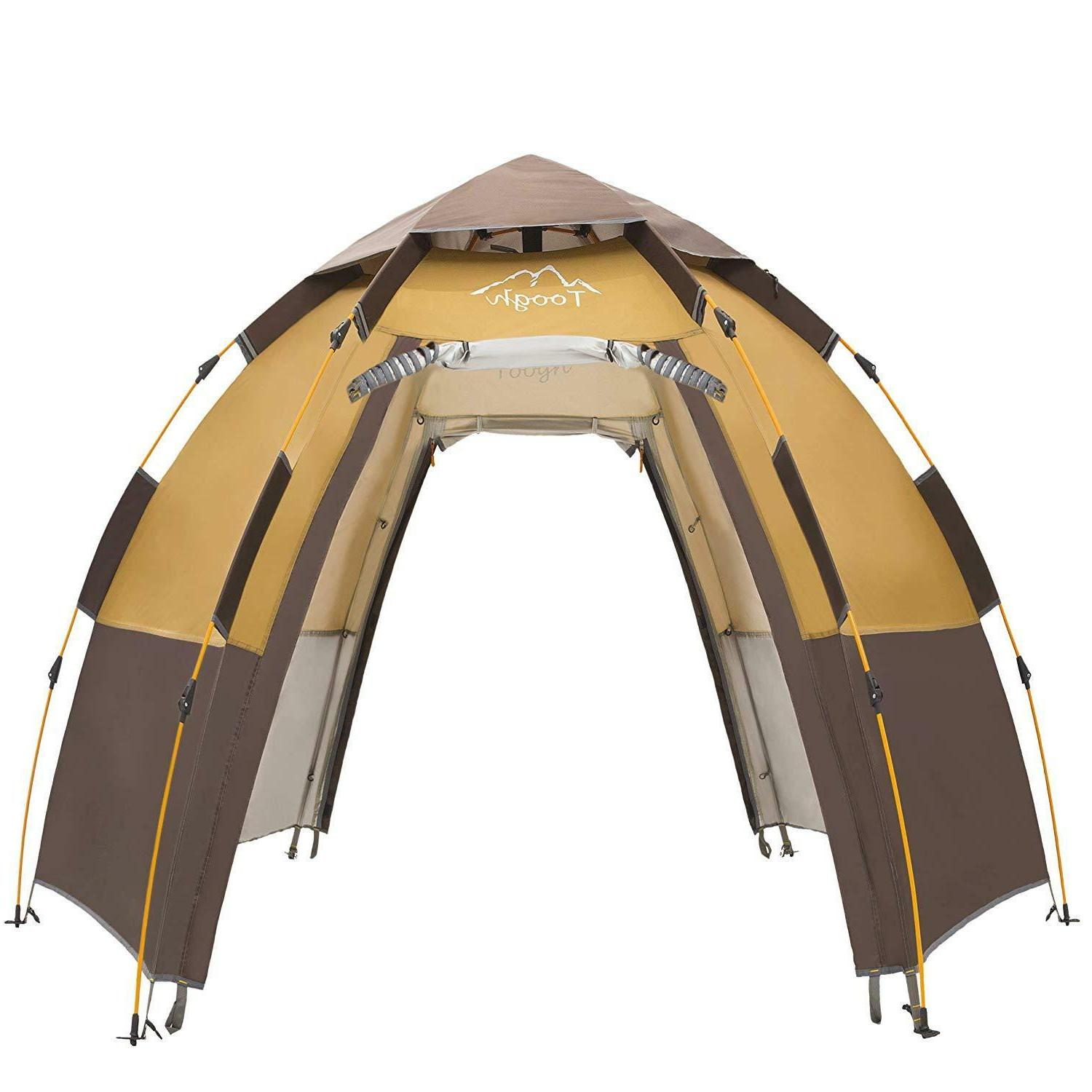Tent Person Camping Backpacking Outdoor Sports Tents Waterproof