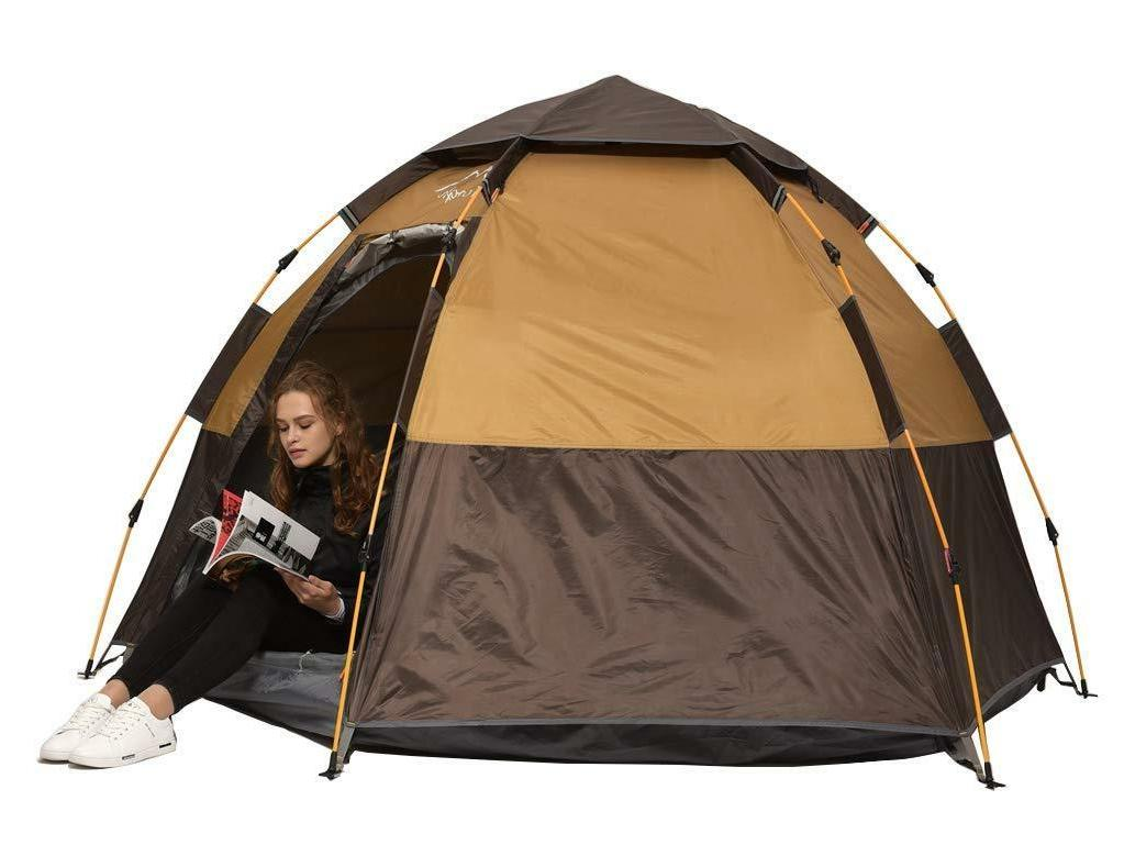 tent 3 person camping backpacking outdoor sports