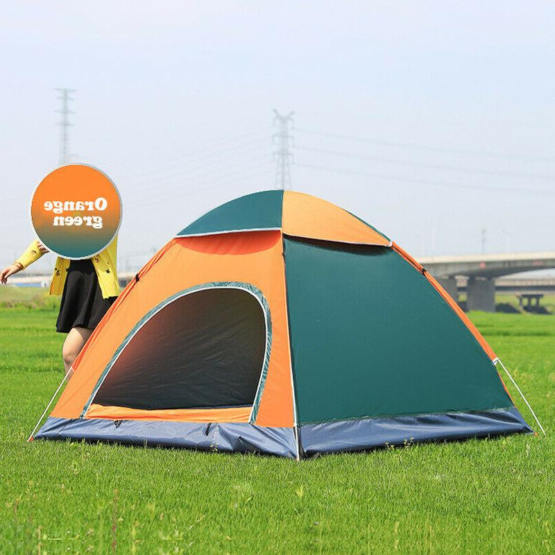 Camping Pop Automatic Waterproof Family Tent Beach