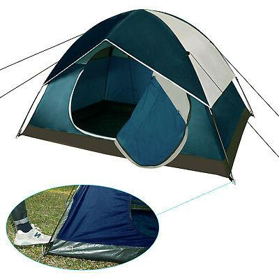 Two Tents Sports Shelter