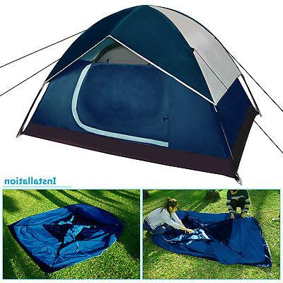 Two Backpacking Sports Camping Shelter