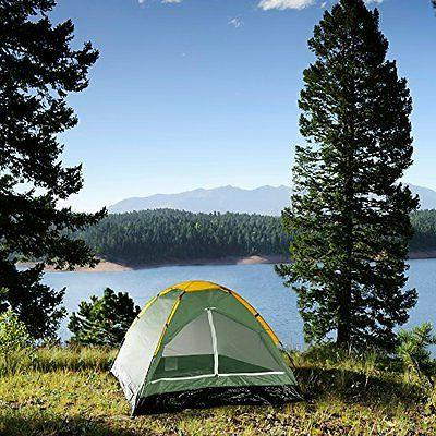 Two Person Tent Wakeman Season Backpacking Camping