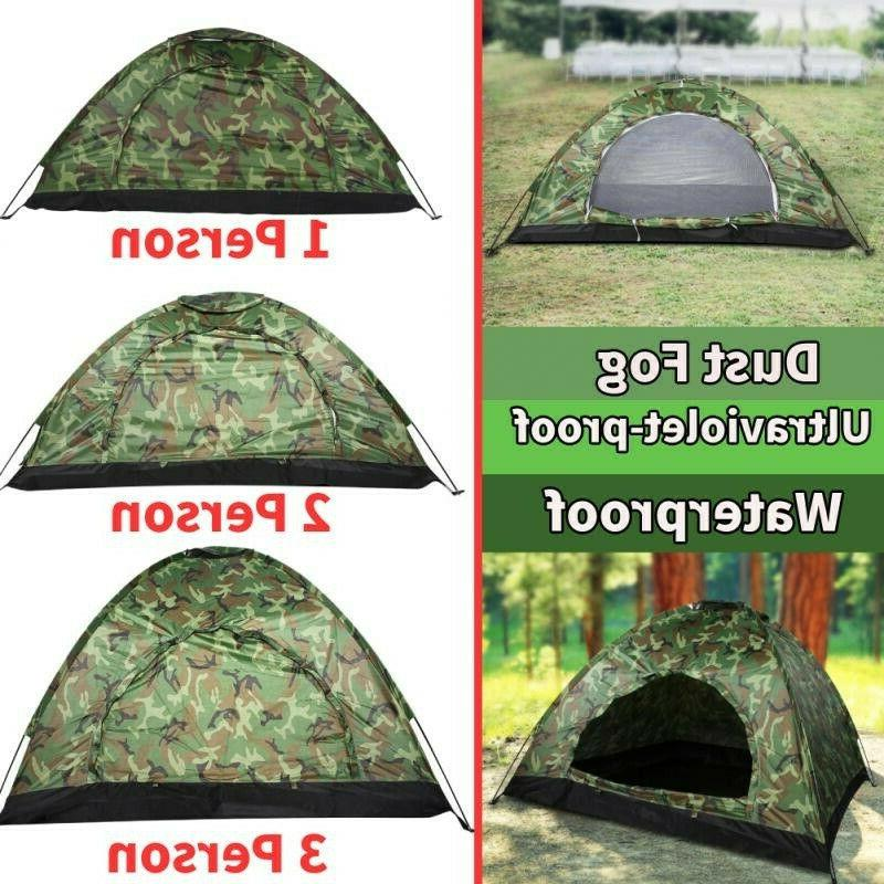 Waterproof Instant Camping Tent Family
