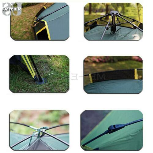 Waterproof Instant Automatic Tent