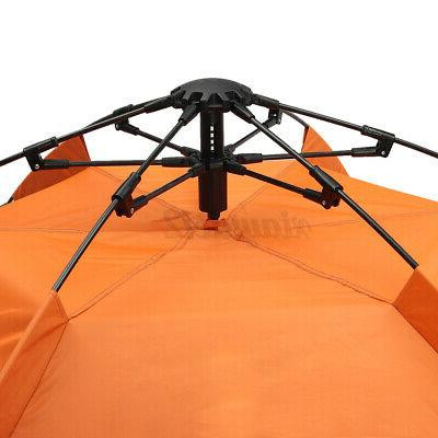 Waterproof Automatic 5-6 Outdoor Instant Camping Hiking