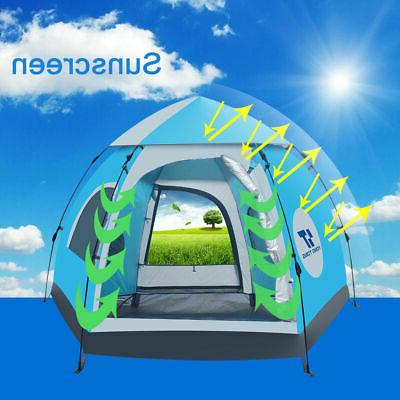 Waterproof 5-6 Outdoor Camping Hiking