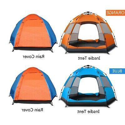 Waterproof Automatic Outdoor Instant Camping Hiking U