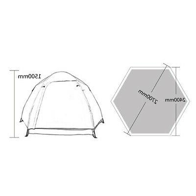 Outdoor Popup Tent Camping Hiking