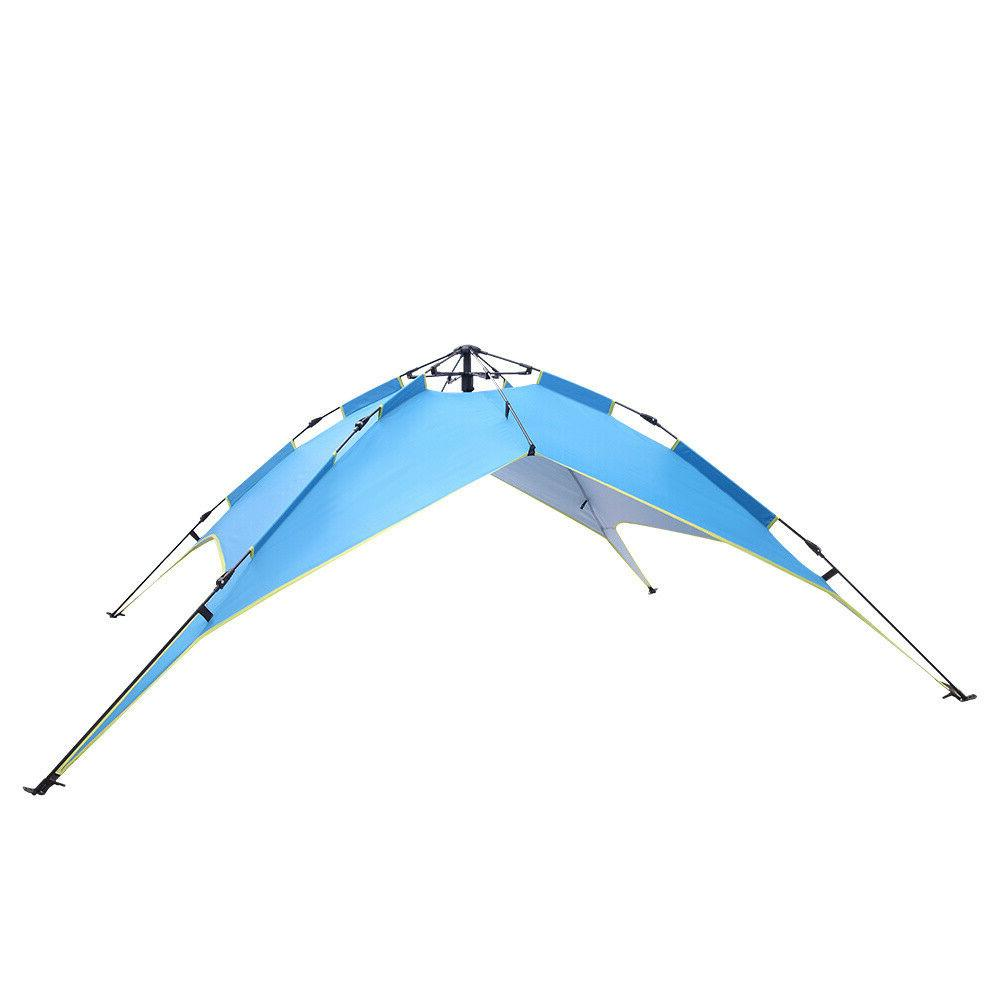 Waterproof Camping Person Easy Up Tent
