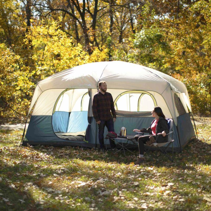 Family Cabin Trail , Camping,