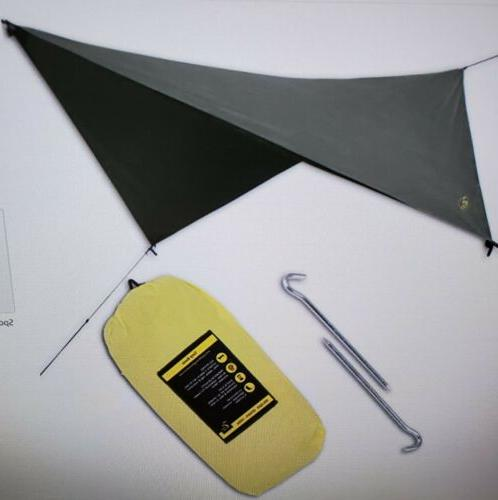 Waterproof Fly Tent Camping Lightweight x 118in