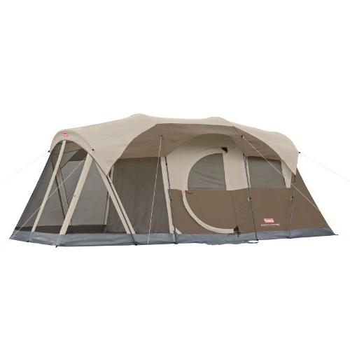 Coleman Weathermaster Tent with Hinged