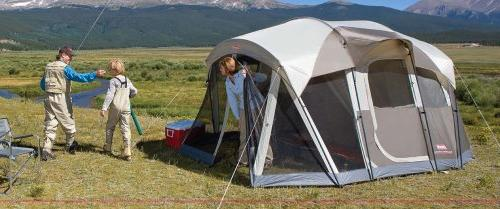Coleman Weathermaster Screened Tent with