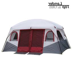 Large Family Camping Tents Waterproof Cabin Outdoor Tent For
