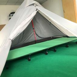 Light Weight Backpacking Pyramid Tent 2 Person Hiking Mounta