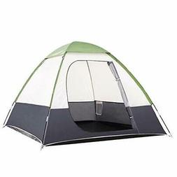 SEMOO Lightweight Camping Tent for 2 Person Waterproof Backp