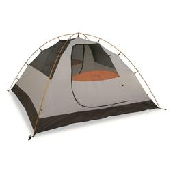 ALPS Mountaineering Lynx 2 Person Tent Clay Rust With Alumin