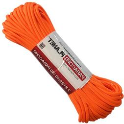 PARACORD PLANET Mil-Spec Commercial Grade 550lb Type III Nyl