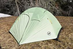 Big Agnes Muddy Slider 2 backpacking car camping tent, dome,