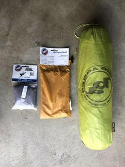 New Big Agnes Fly Creek PLATINUM UL 2 Person Tent - 3 PIECE