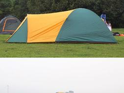 Outdoor Recreation Camping Tents 3 4 Person Waterproof Famil
