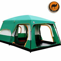 outdoor tent 8 12 people camping camp