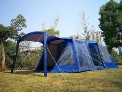 Outdoor Waterproof Extra Large Camping Tent with Inflatable