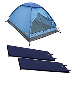 Alpinizmo High Peak USA 3 Person Monodome 3 Tent & 2 Fraser