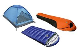 Alpinizmo High Peak USA Kodiak 0F & Water Proof 0F Sleeping