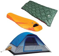 Alpinizmo High Peak USA One 5 Tent/Lite Weight 20F and 20F S